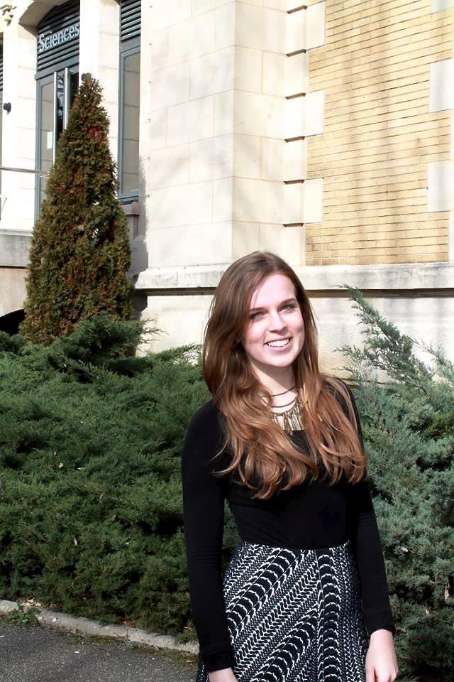 Die neue Novastan-Chefredakteurin Corinna Vetter