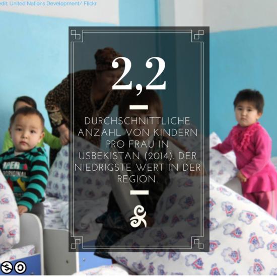 Kindergarten Usbekistan