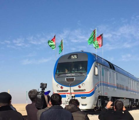TAT Eisenbahn Turkmenistan