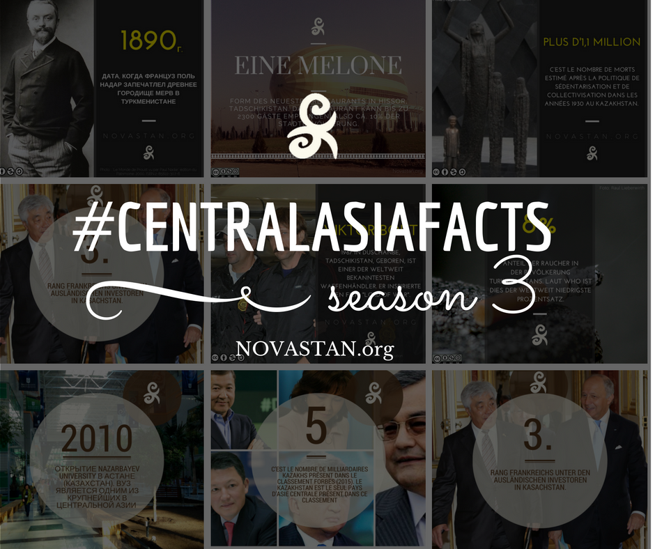 Central Asia Facts Season 3