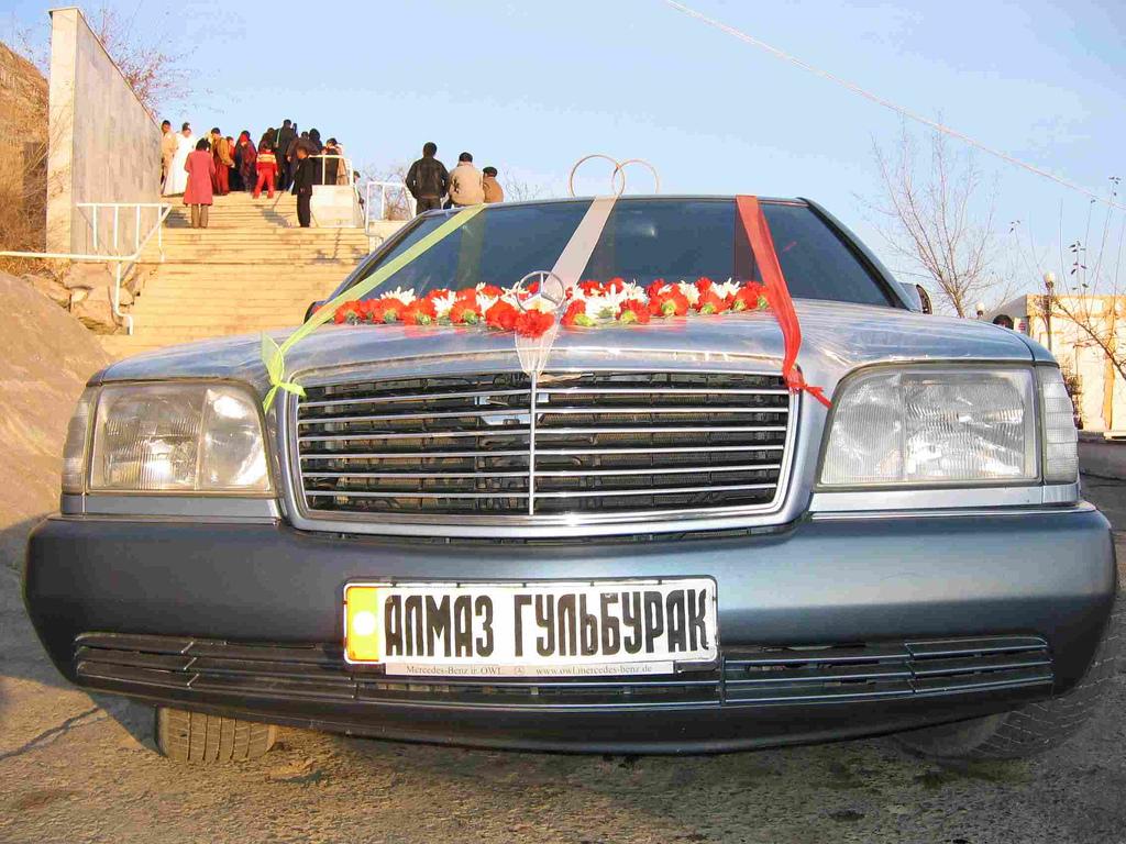 Hochzeit Kirgistan