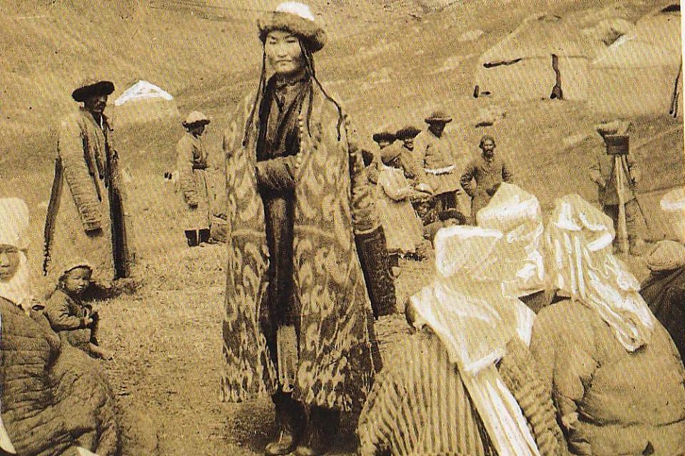 Kyrgyzstan 1900