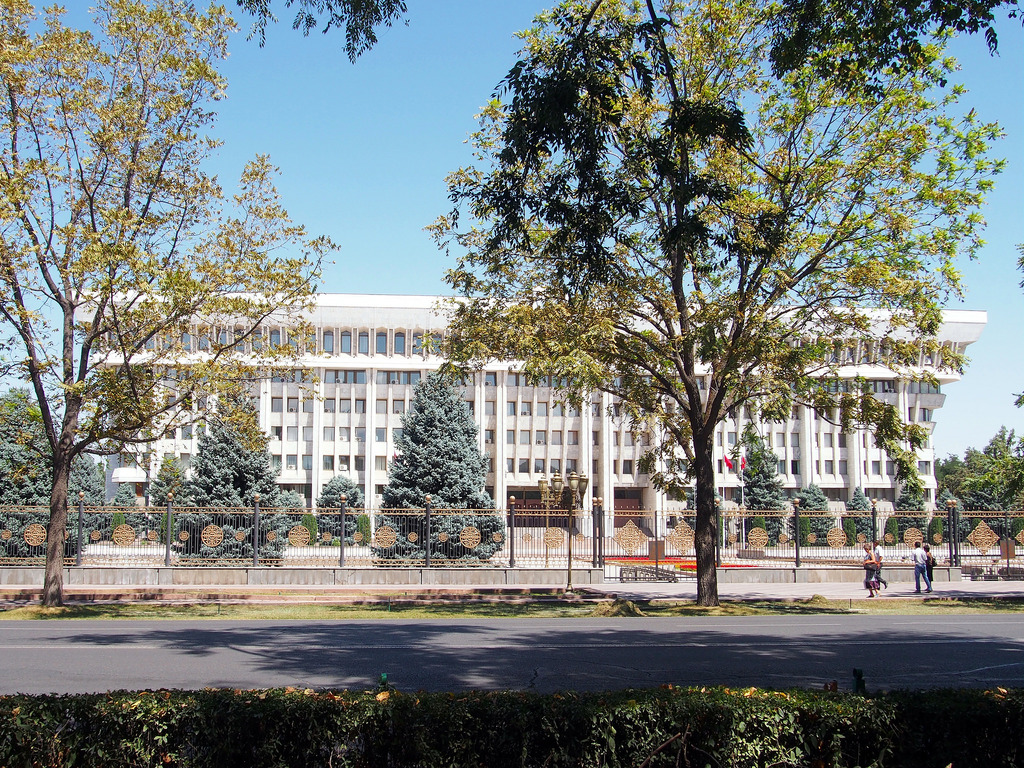 Dschogorku Kengesch Kirgistan