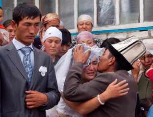 Ala kachuu Brautraub Kirgistan