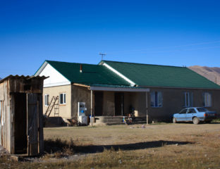 eurohaus Dorf Kirgistan