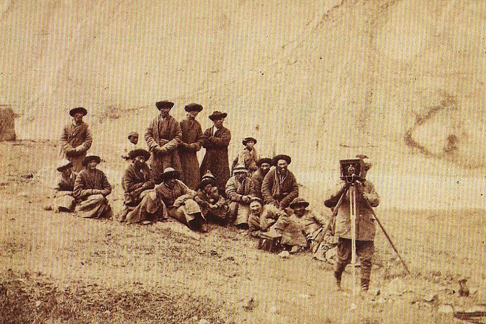 Kirgistan 1900