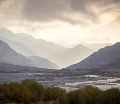 Wachan Corridor Afghanistan Tadschikistan