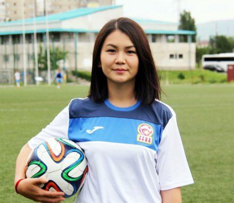 Ajdana Otorbajewa