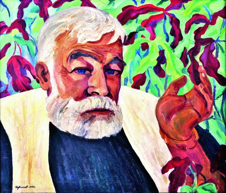 Issat Klytschew , der Star seiner Generation