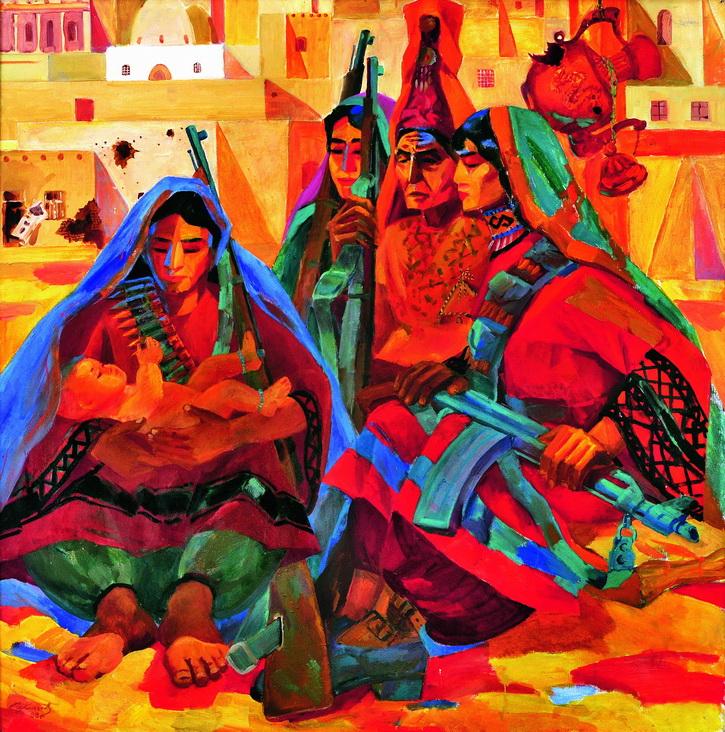 """""""In der Wüste Karakum"""""""