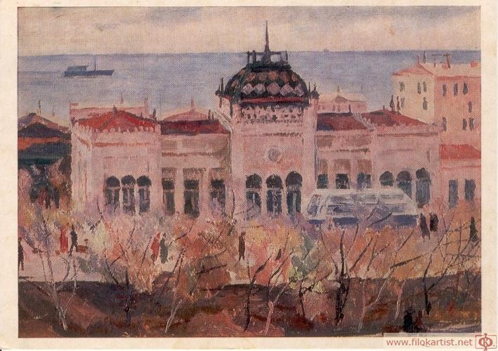 Stanislaw Babikow - eine Seele für die Malerei