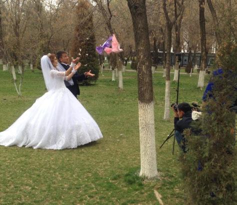 Ehe Tashkent Usbekistan