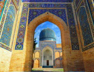 Samarkand Usbekistan