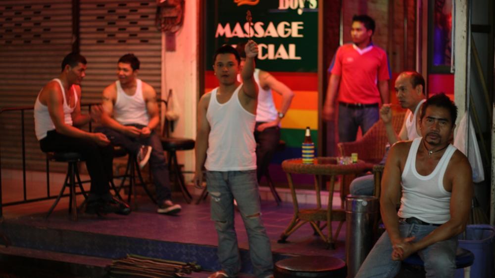 Prostitution in Bischkek Kirgisistan