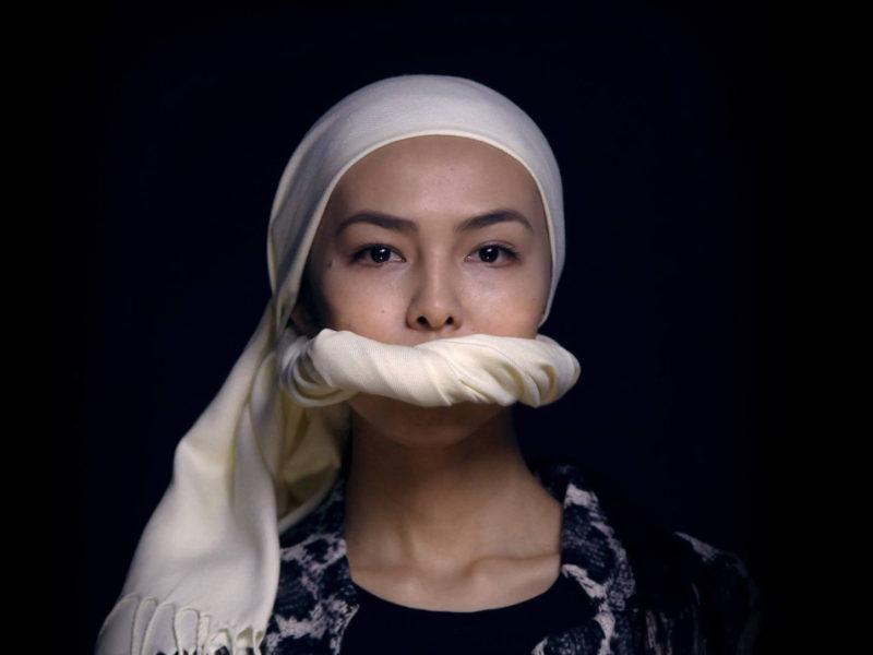 Openline Kirgistan Kampagne Häusliche Gewalt