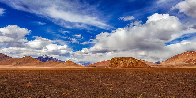 Pamir Tadschikistan Hochplateau Bergen