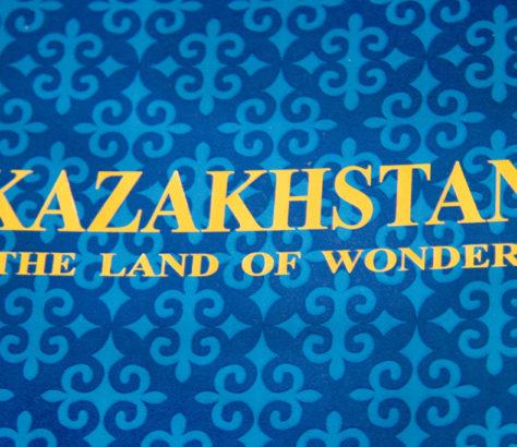 Kazakhstan Motto Country Branding Tourismus