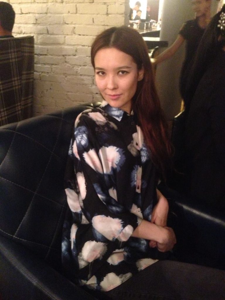 Menschen Kasachstan Anar Aktau