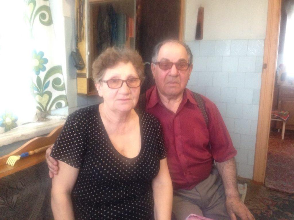 Menschen Kasachstan Semjon Temirtau deutsche Minderheit