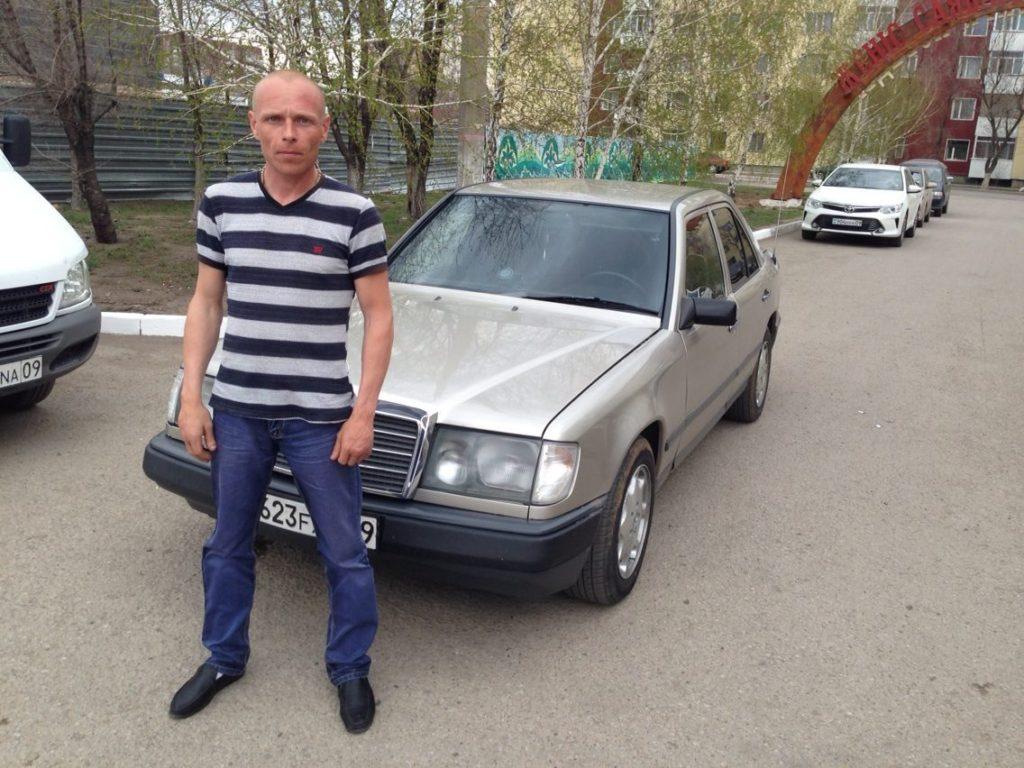 Menschen Kasachstan Waldemar Karaganda