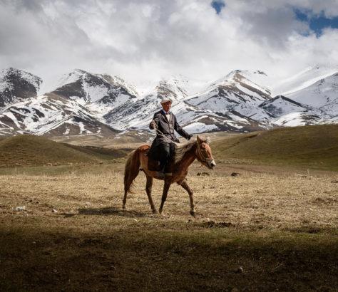 Hirte Songköl Kirgistan