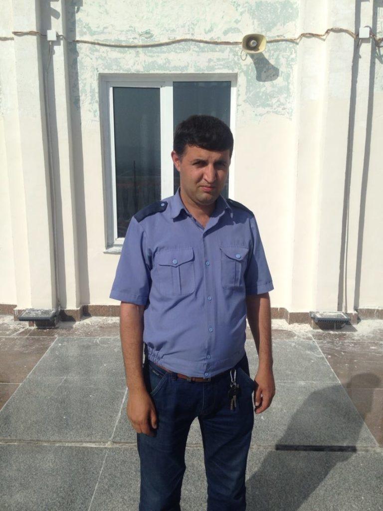 Menschen Zentralasiens Tadschikistan Duschanbe Meroch