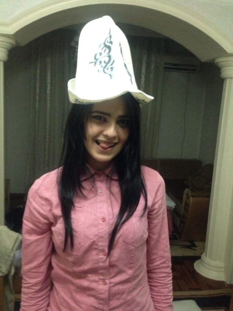 Menschen Zentralasiens Tadschikistan Duschanbe Zarina