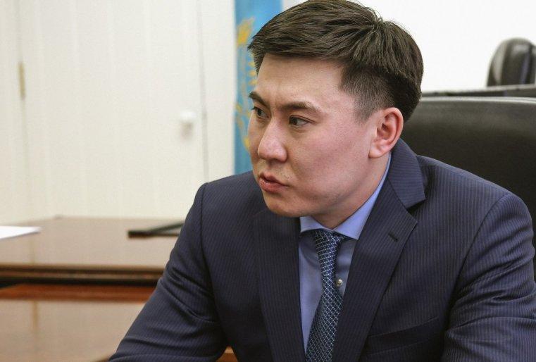 Zelinograd 25 Stepnogor Kasachstan Bürgermeister