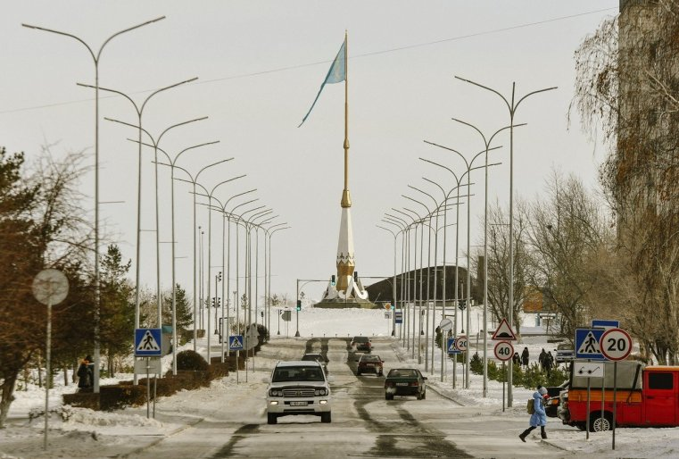 Zelinograd 25 Kasachstan Stepnogor