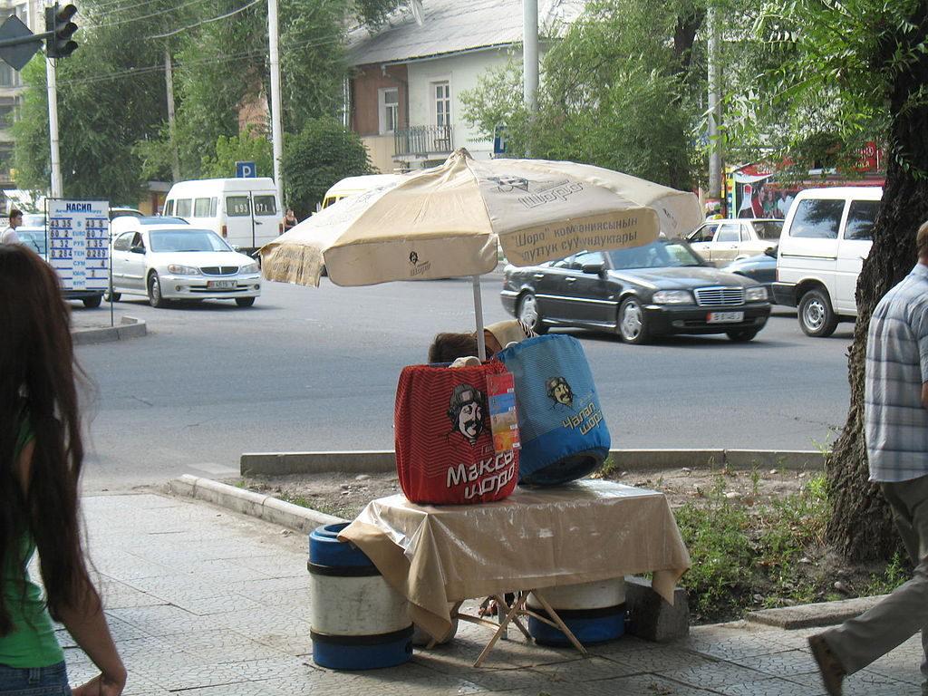 Shoro Verkauf Bischkek Kirgistan