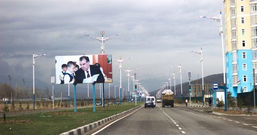 Emomalii Rachmon Tadchikistan Hissor
