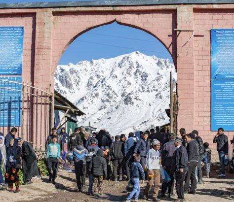 Pamir Tadschikistan