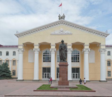 Kirgisische Nationale Universität in Bischkek