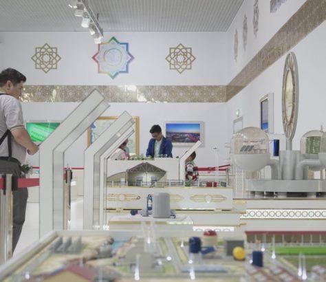 EXPO Turkmenistan Astana