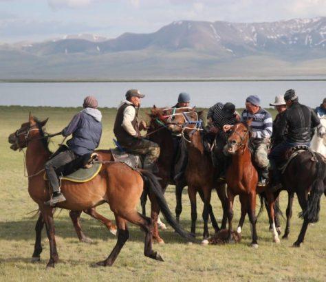 Kök-Börü Kirgistan Spiel