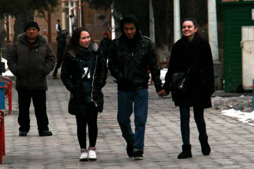 Bischkek Paare