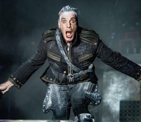 Lindemann Frontmann Musiker Rammstein