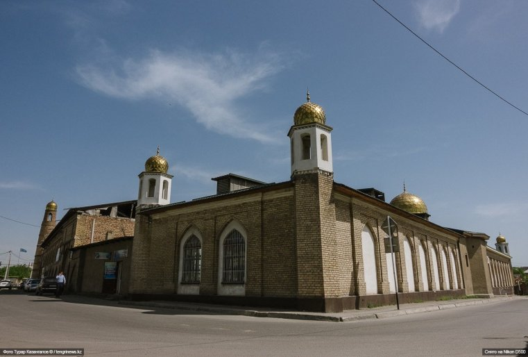 Kirche Schymkent