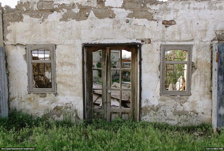 Ruine Schymkent
