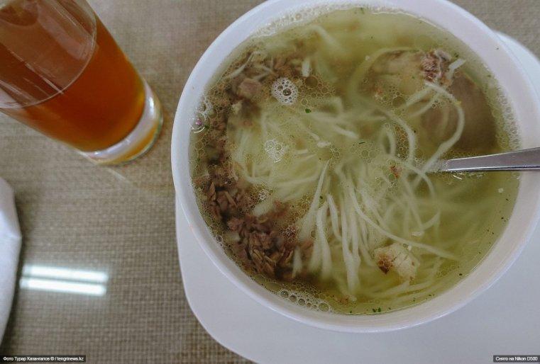 Suppe Schymkent