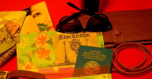 Kirgisischer Pass Reise