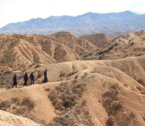 Mandschyly-Ata Kirgistan Pilgerfahrt Religion