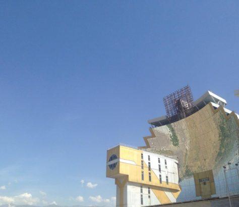 Solarofen Sowjetunion Usbekistan