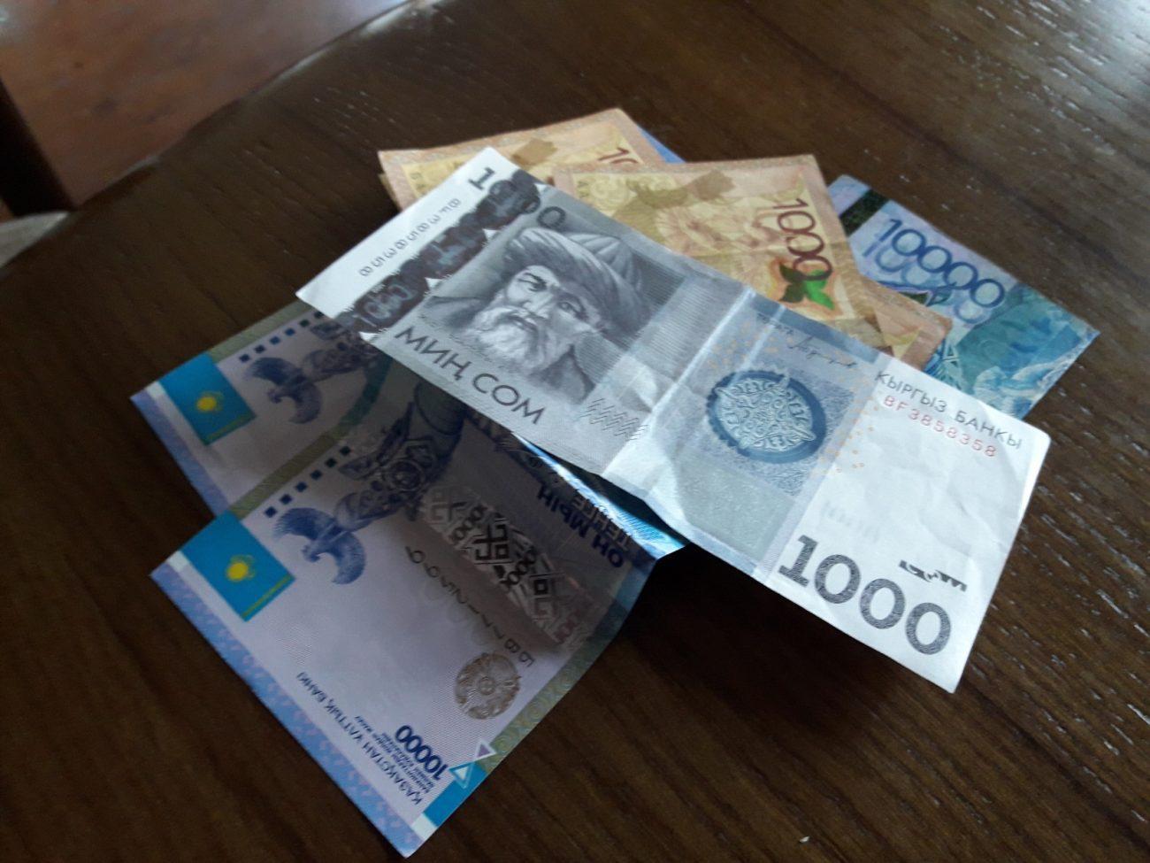 1000 Som KGS
