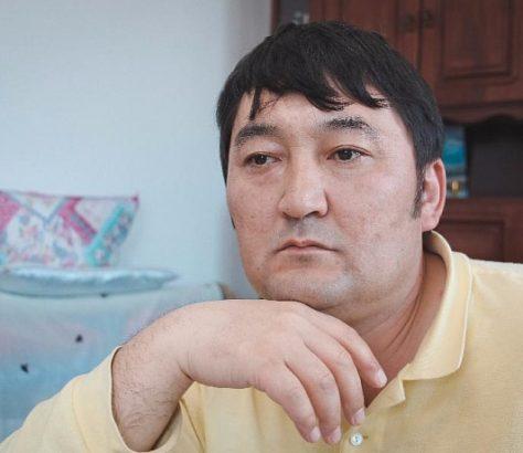 Ablajchan Tschalimbajew Kasachstan