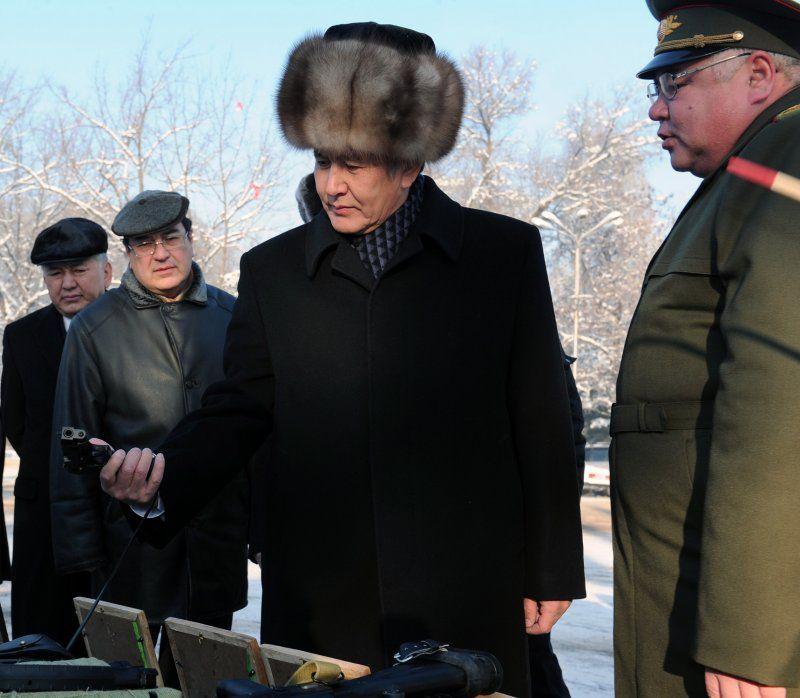 Atambajew russisches Militär