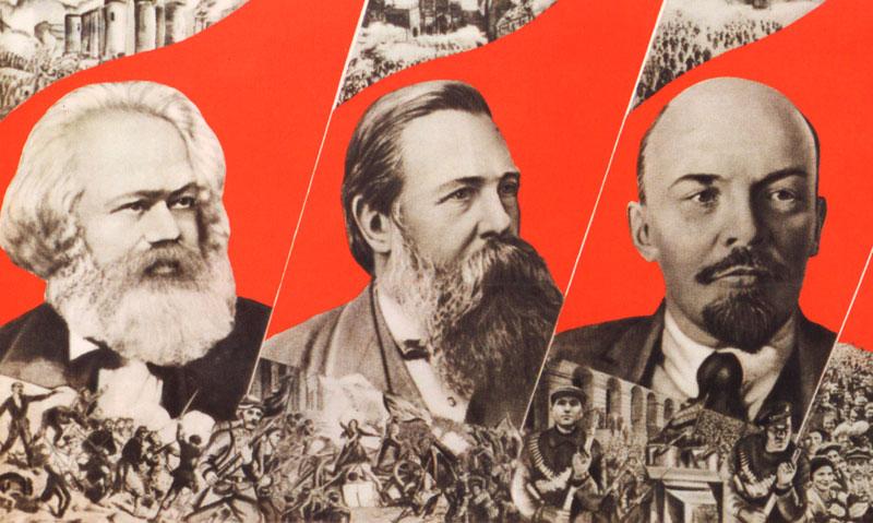 Sozialismus Marx Engels Lenin