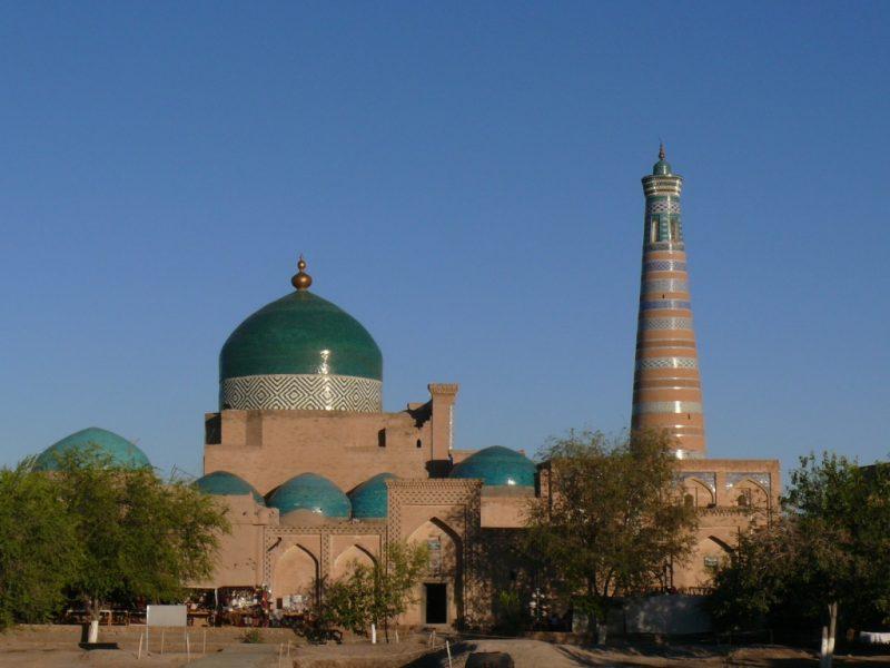 Chiva Usbekistan Moschee