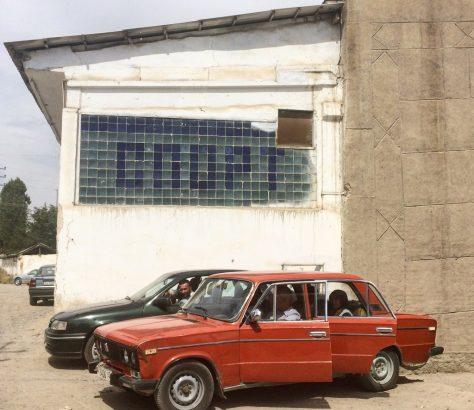 Lada Istarawschan Tadschikistan