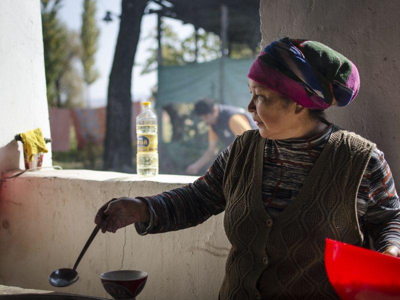 Plov Kirgistan